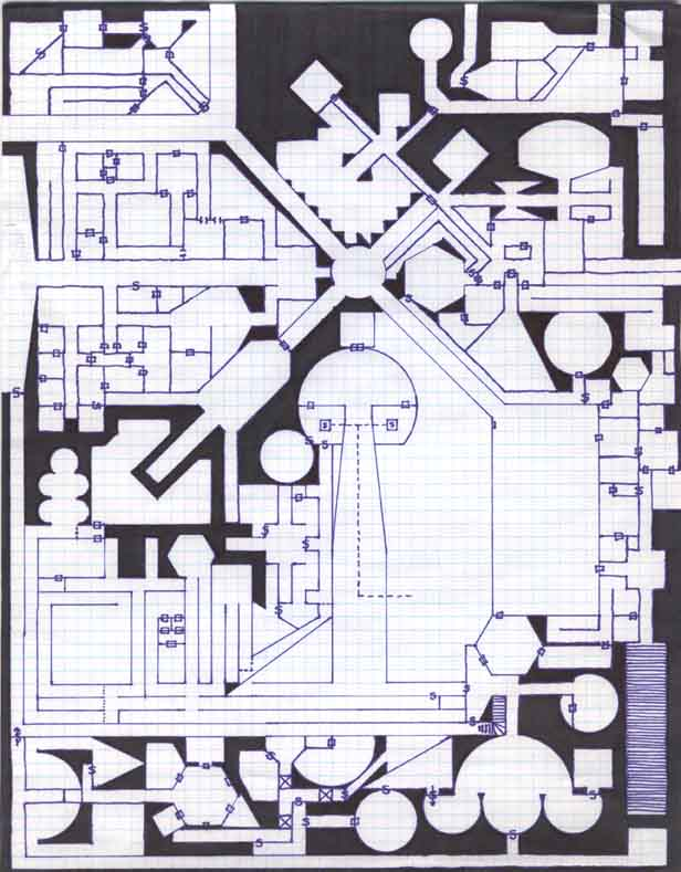 grodog's Greyhawk Castle Archive: grodog's Version of Greyhawk Castle